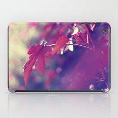 feeling like fall iPad Case