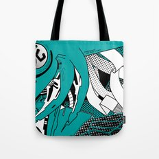 Angel of Death Tote Bag