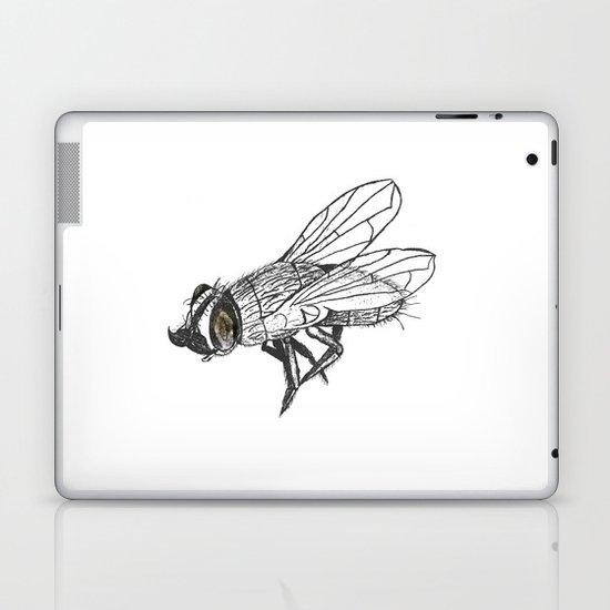 French Fly Laptop & iPad Skin