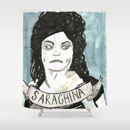 Saraghina Shower Curtain