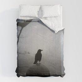 Crow And His Magic Globe Comforters
