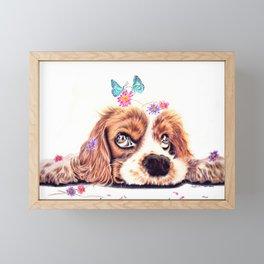 ENCHANTED Framed Mini Art Print