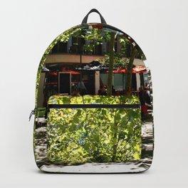 Street Cafes Backpack