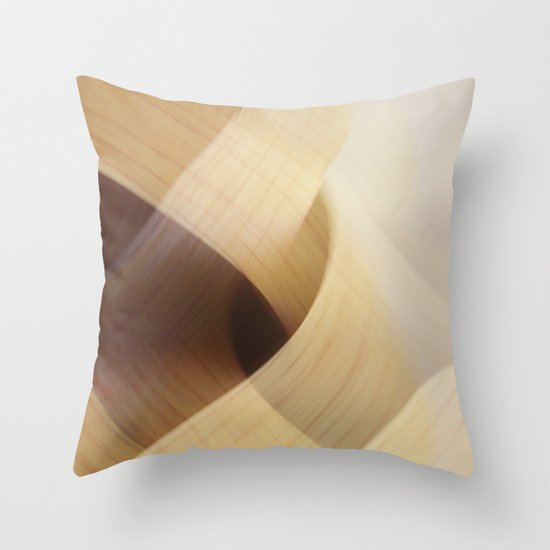 Bound Throw Pillow