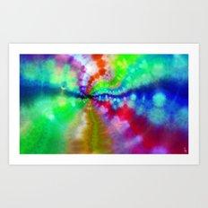 Artistic Vortex I Art Print