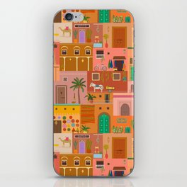 Marrakesh: The Red City iPhone Skin