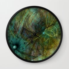 MAGICAL MYSTERY Wall Clock