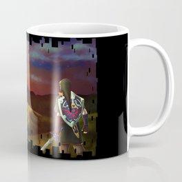 No Fear for the Setting Sun Coffee Mug