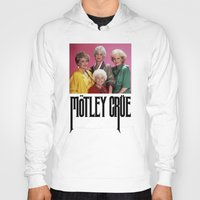 golden girls Hoodies featuring Golden Girls! Girls! Girls! by hellosailortees