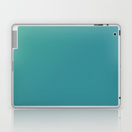 Teal Blends Design Laptop & iPad Skin
