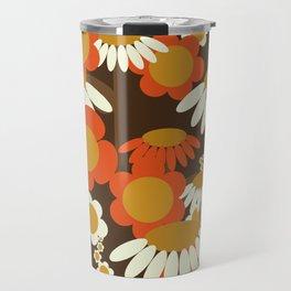Daisy Chain Travel Mug