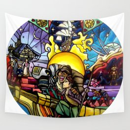 You're gonna rattle the stars Wall Tapestry