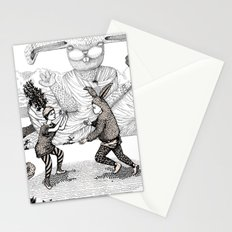 The Great Fight Stationery Cards
