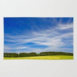 Wye Island Sky Field - Eco Harmony Rug