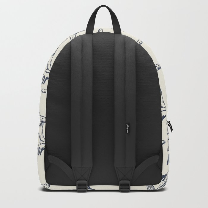 Be a Warrior Backpack