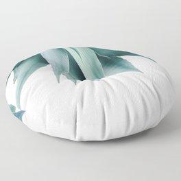 Agave fringe Floor Pillow