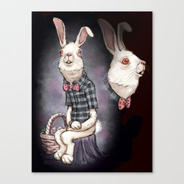 Awkward Easter Canvas Print