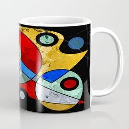 Abstract #103 Coffee Mug
