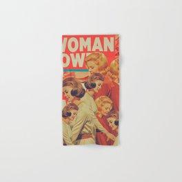 Woman Power Hand & Bath Towel