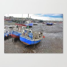 Fishing Fleet - Paddy's Hole Canvas Print