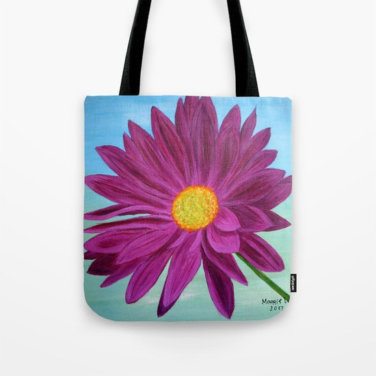 Daisy/close up Tote Bag