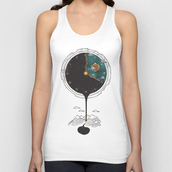 Nightfall Unisex Tank Top