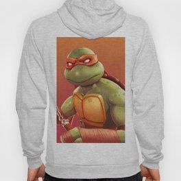 Michelangelo Teenage Ninja Mutant Turtles by Big Foot Studios Hoody
