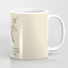 The Buck And The Squirrel Coffee Mug