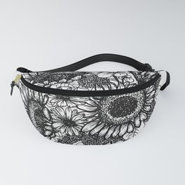 sunflowerful Fanny Pack
