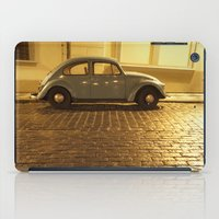 vw iPad Cases featuring VW Beetle by Maria Heyens