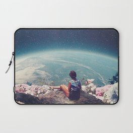 My World Blossomed when I Loved You Laptop Sleeve