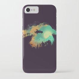 Leap of Faith iPhone Case