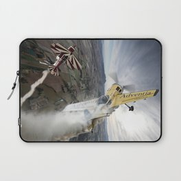 Aerobatic duel Laptop Sleeve