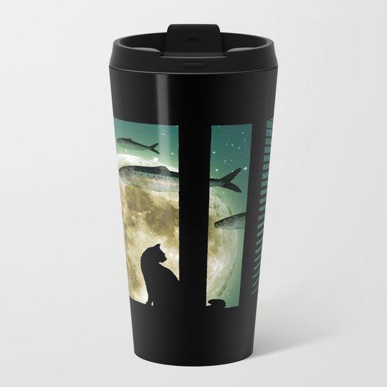 i have a dream Metal Travel Mug