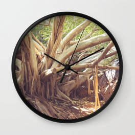 Granny of the forest Wall Clock