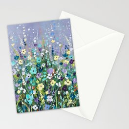 Field of Flowers 2. Stationery Cards