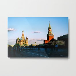 Red Square. Moscow. Metal Print