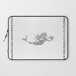 Mermaid by Love Rocks Me Laptop Sleeve