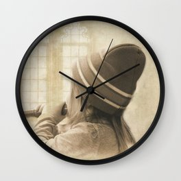 Bless The Children Wall Clock