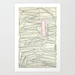 L'Électricité Art Print