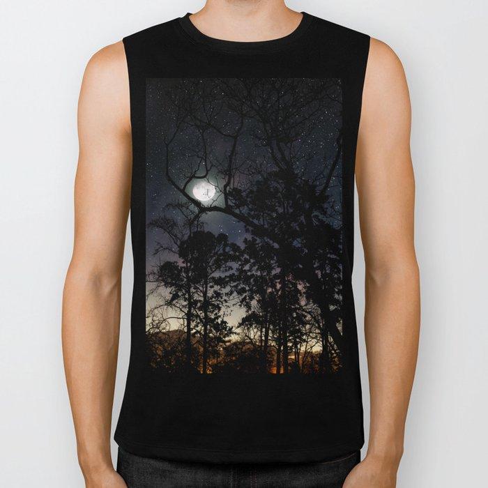 Dark Forest Biker Tank