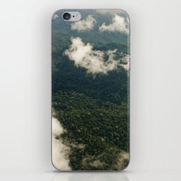 the rainforest  iPhone Skin