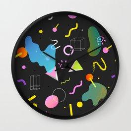 Creative Source 2 Wall Clock