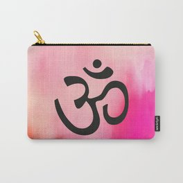 Om Ohm Symbol Carry-All Pouch