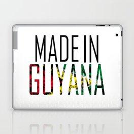 Made In Guyana Laptop & iPad Skin