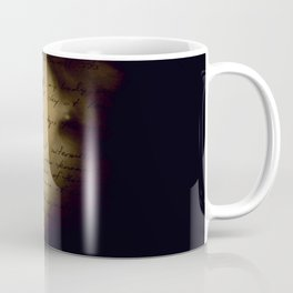 Written Words Coffee Mug