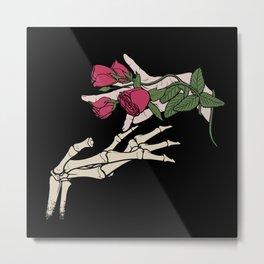 Hand of Hades - original Metal Print