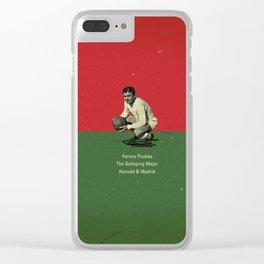 Puskas Clear iPhone Case