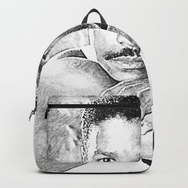 Denzel Hayes Washington Jr. - Society6 Online Movie Star - Actor - BOLD Backpack