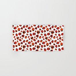Ladybugs Hand & Bath Towel